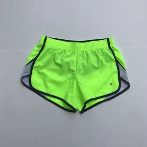 Neon Athletic Shorts